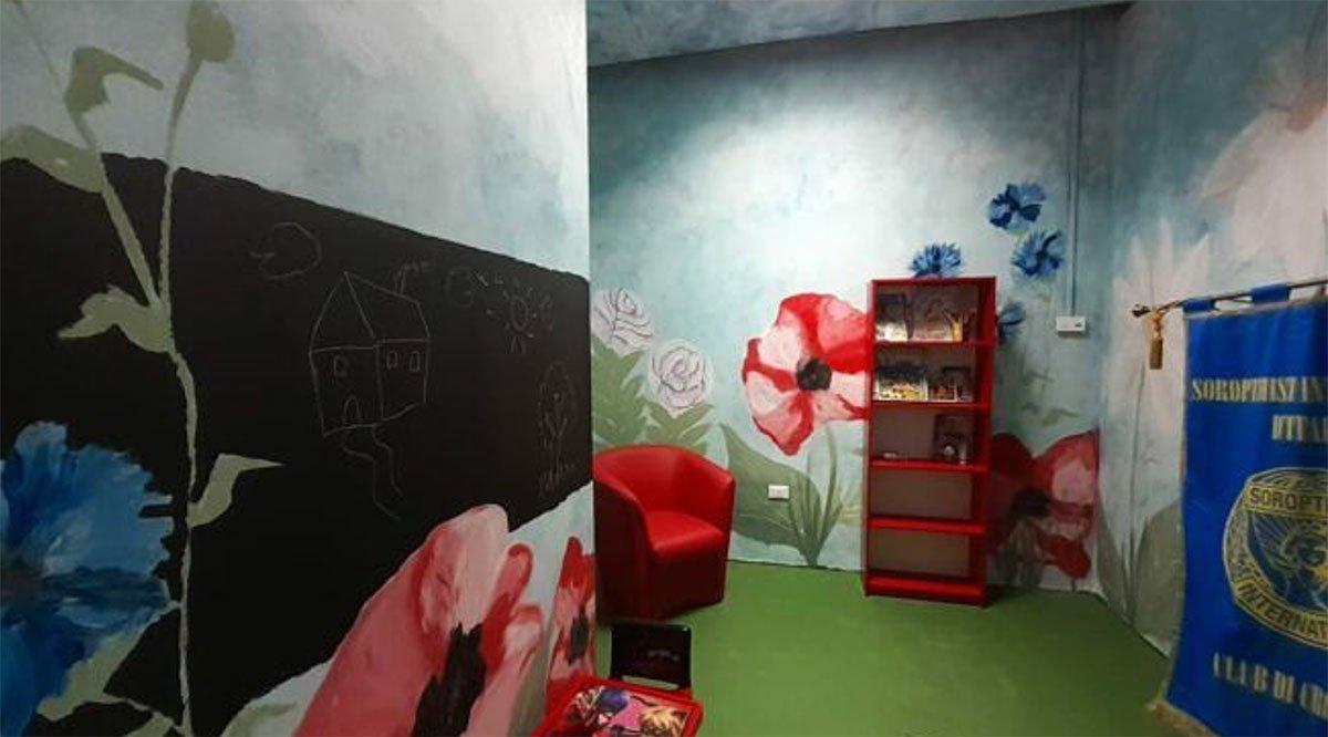 Crotone-nel-museo-Pitagora-apre-lo-spazio-dedicato-alle-mamme